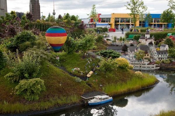 GALERIE – Legoland v Německu