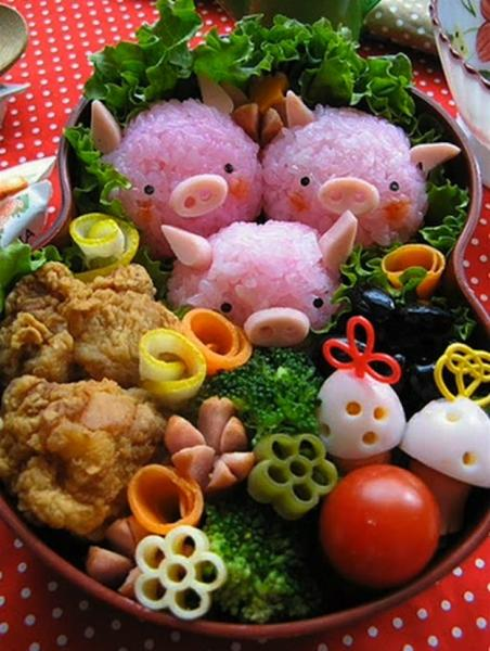 GALERIE - Originální obědy