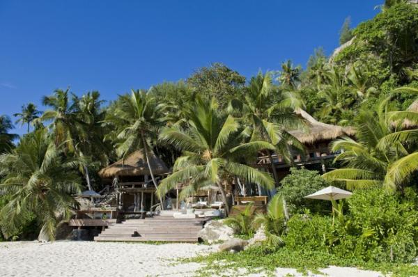 GALERIE - Luxusní hotel na Seychelách