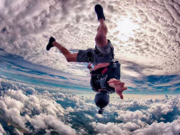 GALERIE – Fotografie z extrémních sportů