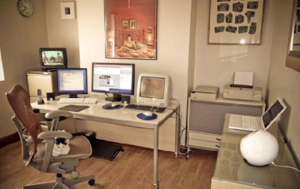 GALERIE – Zařízení kanceláře