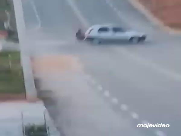 Proč si nehrát na silnici
