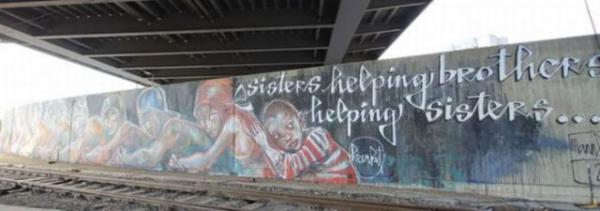 GALERIE - Street art