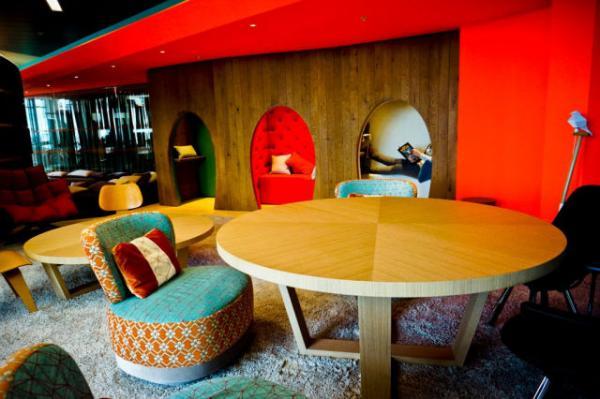 GALERIE – Nové kanceláře Google v Londýně