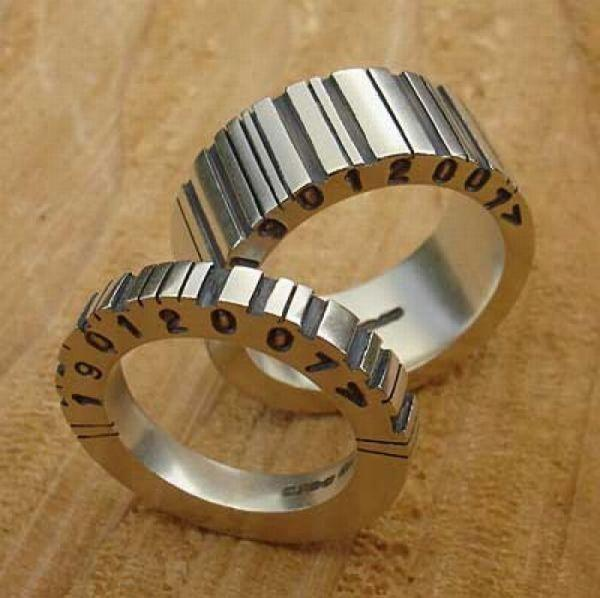 GALERIE – Neobvyklé a originální prsteny