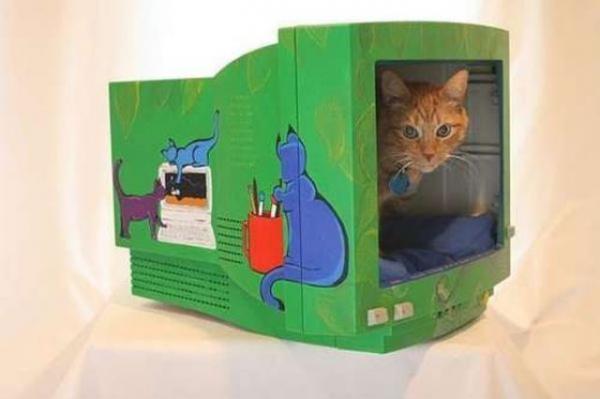 GALERIE – Nábytek pro kočky