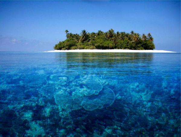 GALERIE – Nejčistší vody a krásná místa