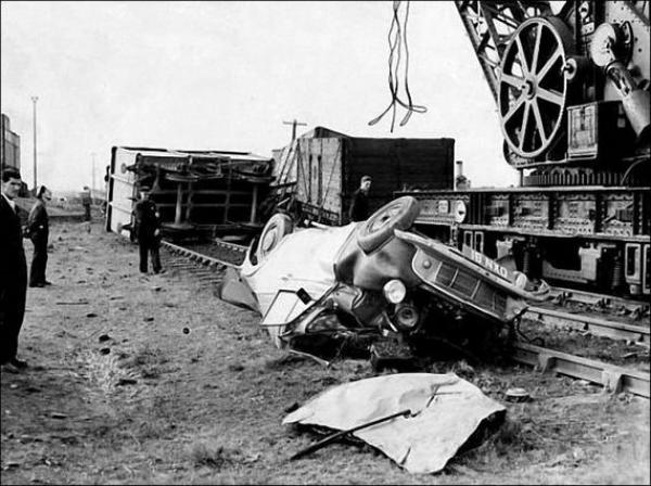 GALERIE – Nehody z minulosti