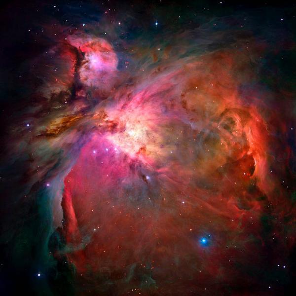 GALERIE – Nejkrásnější obrazy vesmíru