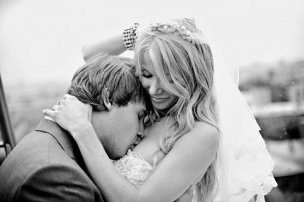 GALERIE – Originální svatební fotografie
