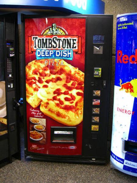 GALERIE - Originální prodejní automaty
