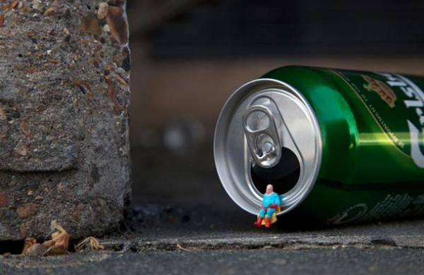 GALERIE – Miniaturní street art