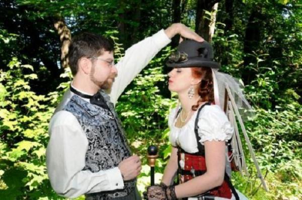 GALERIE – Neobvyklé svatby
