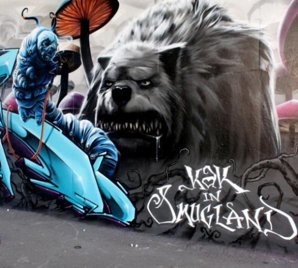 GALERIE – Graffiti v Rusku