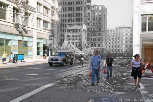 GALERIE – San Francisco: včera a dnes