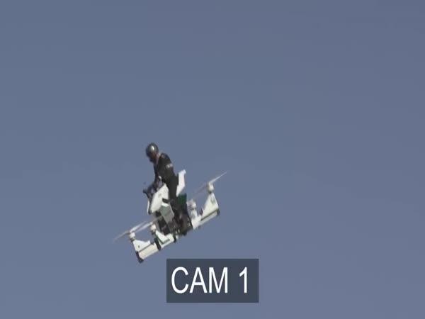 Policisté chtěli létat na dronech