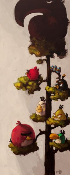 GALERIE – Angry Birds Fan Art