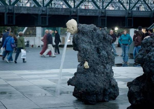 GALERIE – Podivné a originální sochy