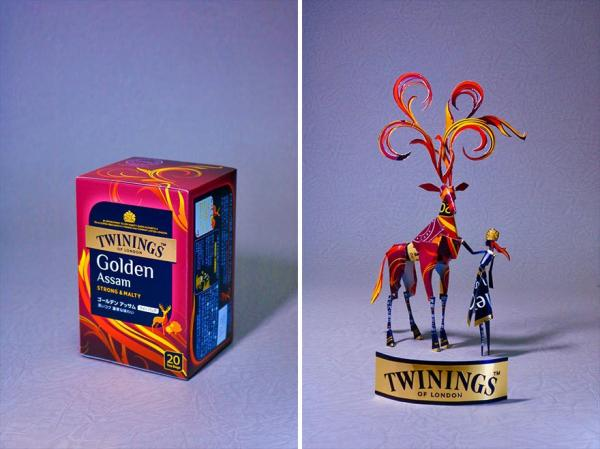 GALERIE – Úžasné sošky z obalů