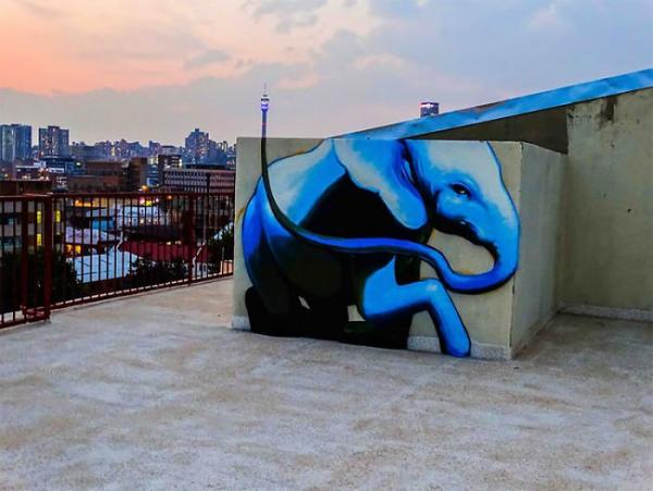 GALERIE – Graffiti, co splynulo s městem