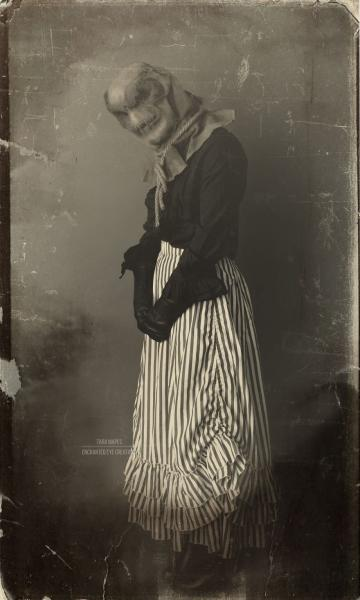GALERIE – Děsivé vintage fotky