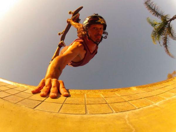 GALERIE – Fotografie extrémních sportů