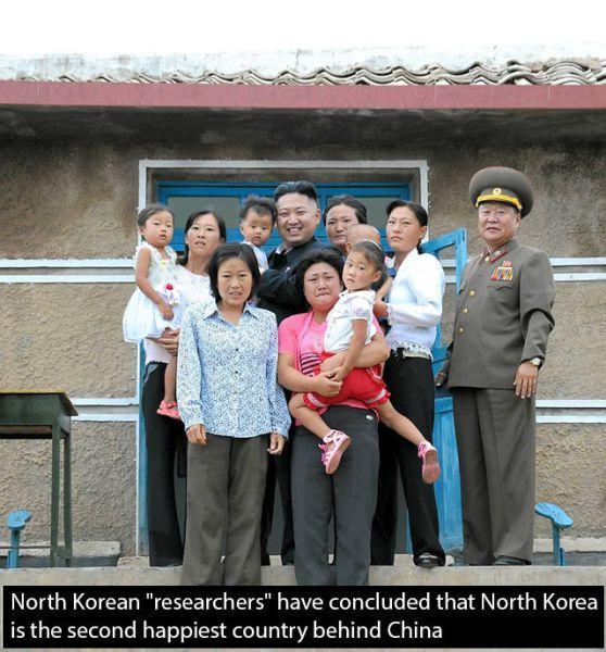 GALERIE – Fakta o severní Koreji