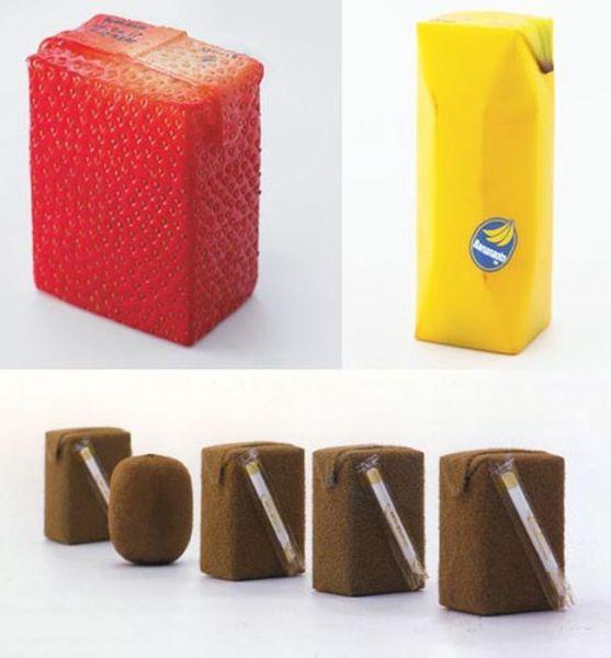 GALERIE – Nápadité balení produktů