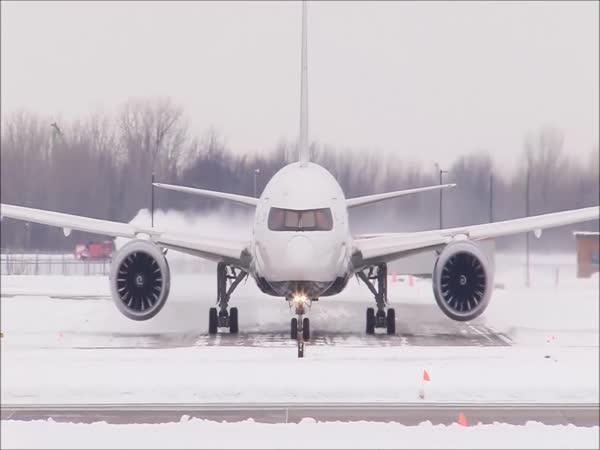 Letadlo, které cestovalo časem