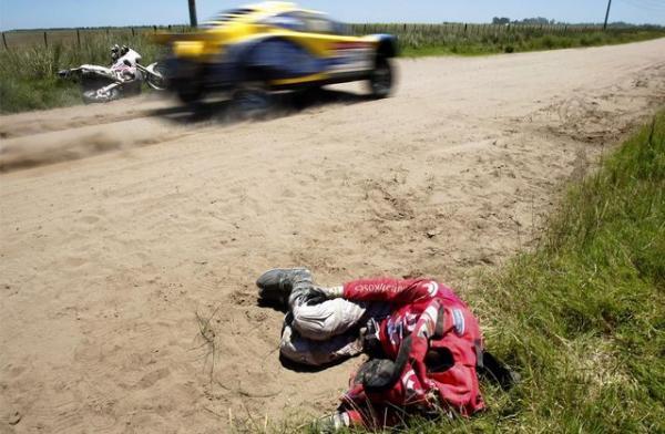 GALERIE – Rallye Dakar