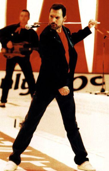 GALERIE – Freddie Mercury