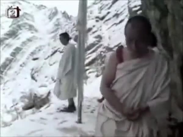 Nadpřirozené schopnosti buddhistických mnichů