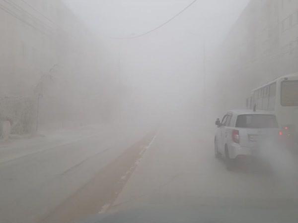 Zima v Jakutsku
