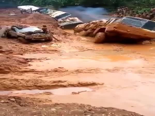 Silnice v Kongu