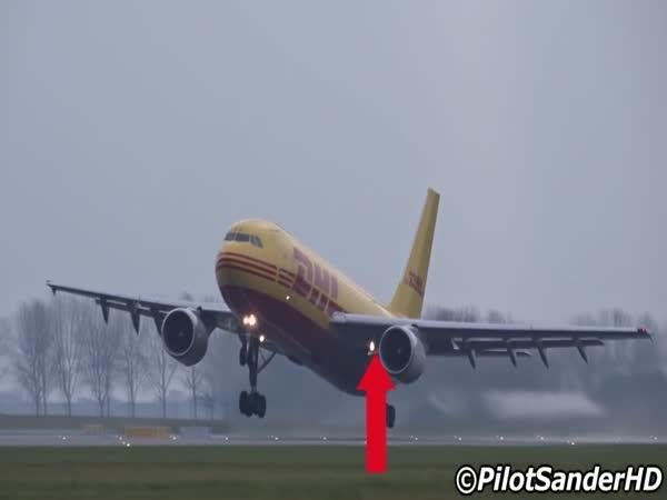 Airbus proměnil ptáka na plamen