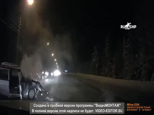 Nevinní odnesli chybu řidiče