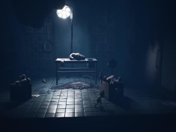 Hororová hra Little Nightmares