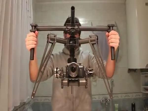 Stabilní fotoaparát