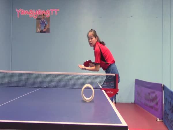 Asijské umění ping pongu