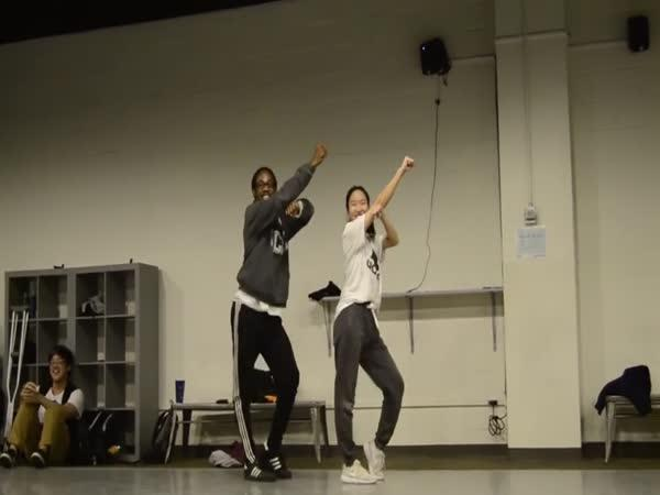 Choreografie na song September