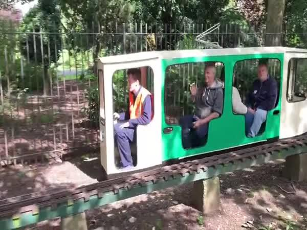 Miniaturní železnice v Leicesteru