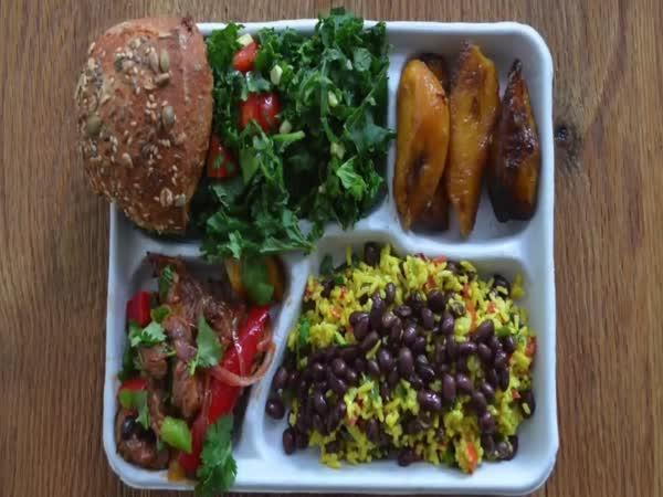 Školní obědy v různých zemích
