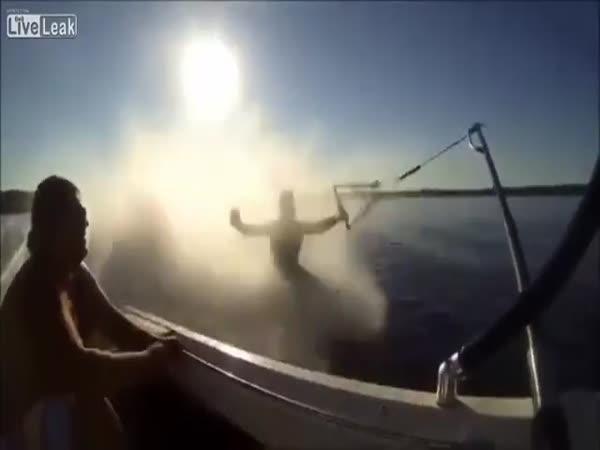 Selhání vodního lyžování