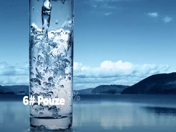 Zajímavosti o vodě