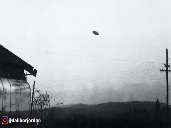 případy UFO v ČR