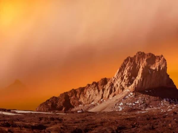 Zajímavosti o Marsu