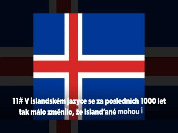Zajímavosti o Islandu