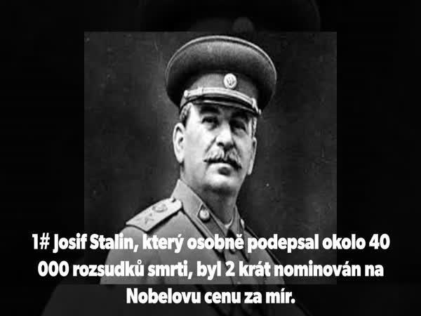 Zajímavosti o Stalinovi