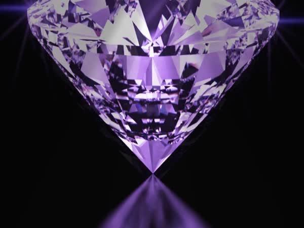 Jak vznikají diamanty