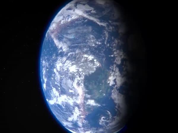 Co kdyby lidé nikdy nežili na zemi